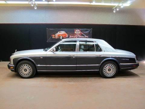 1999 Rolls-Royce Silver Seraph