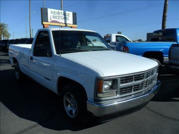 1996 Chevrolet C/K 2500 Series for sale in Casa Grande, AZ