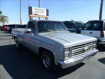 1985 Chevrolet C/K 10 Series For Sale - Carsforsale.com