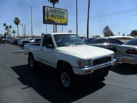 1990 Toyota Pickup For Sale