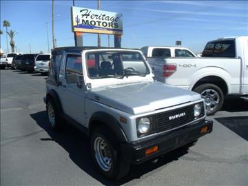 1988 Suzuki Samurai for sale in Casa Grande, AZ