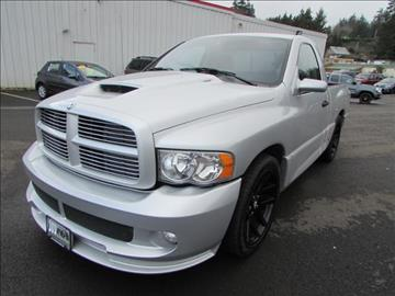 2005 Dodge Ram Pickup 1500 SRT-10 for sale in Coos Bay, OR