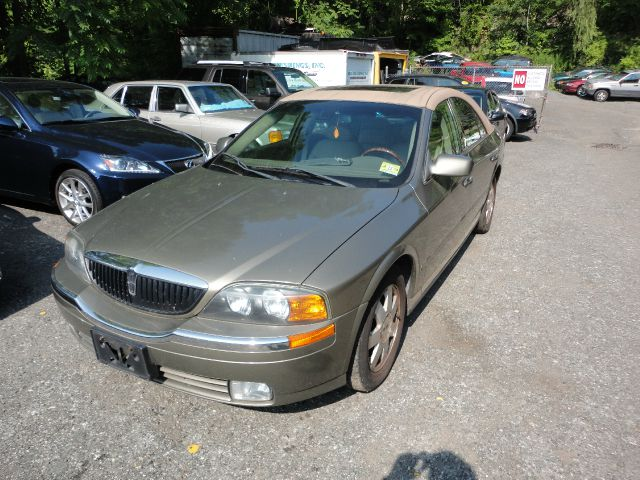 2002 Lincoln LS for sale in West Milford NJ