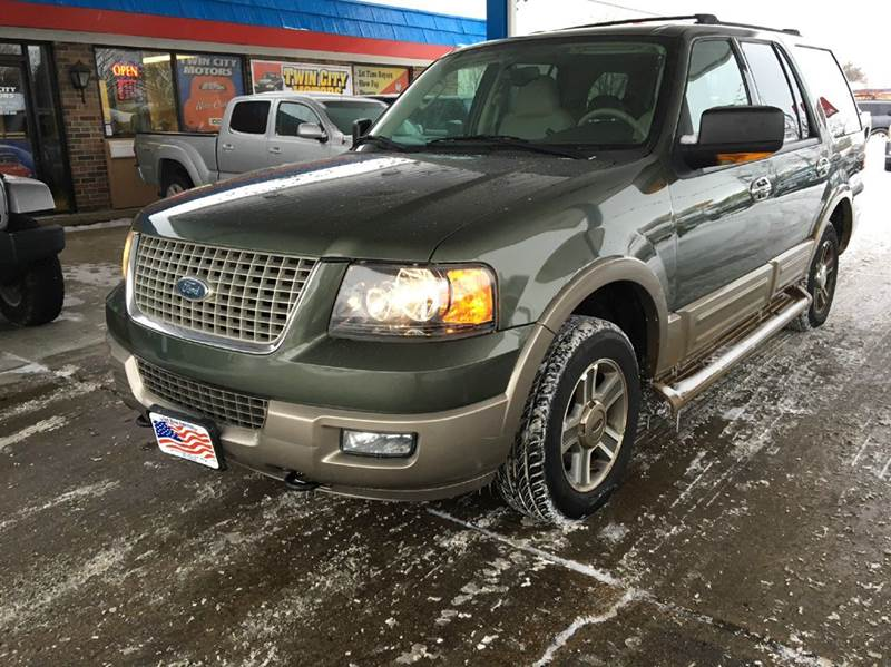 2004 ford expedition eddie bauer 4wd 4dr suv in grand. Black Bedroom Furniture Sets. Home Design Ideas