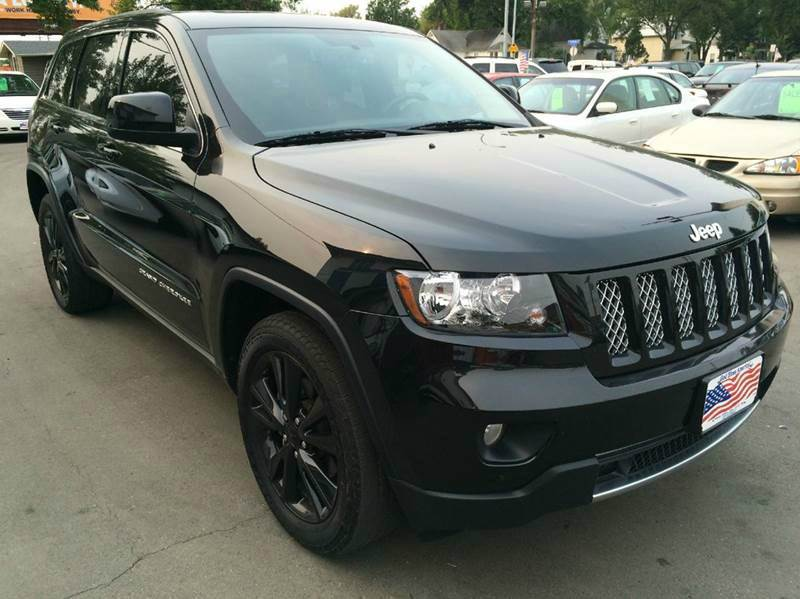 2012 jeep grand cherokee altitude 4x4 4dr suv in grand. Black Bedroom Furniture Sets. Home Design Ideas