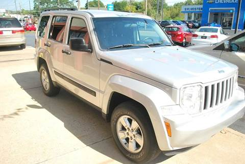 2012 Jeep Liberty for sale in Peckville, PA