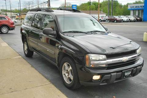 2004 Chevrolet TrailBlazer EXT