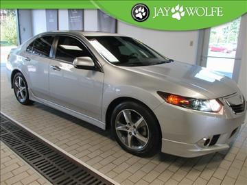 2013 Acura TSX for sale in Springfield, MO