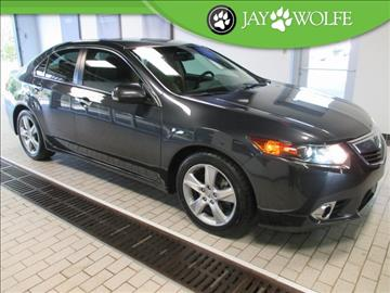2012 Acura TSX for sale in Springfield, MO