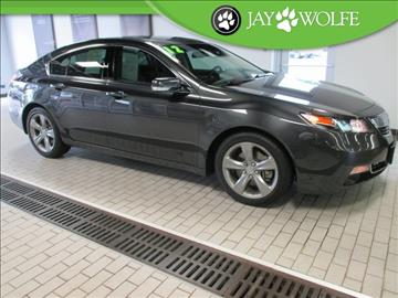2012 Acura TL for sale in Springfield, MO