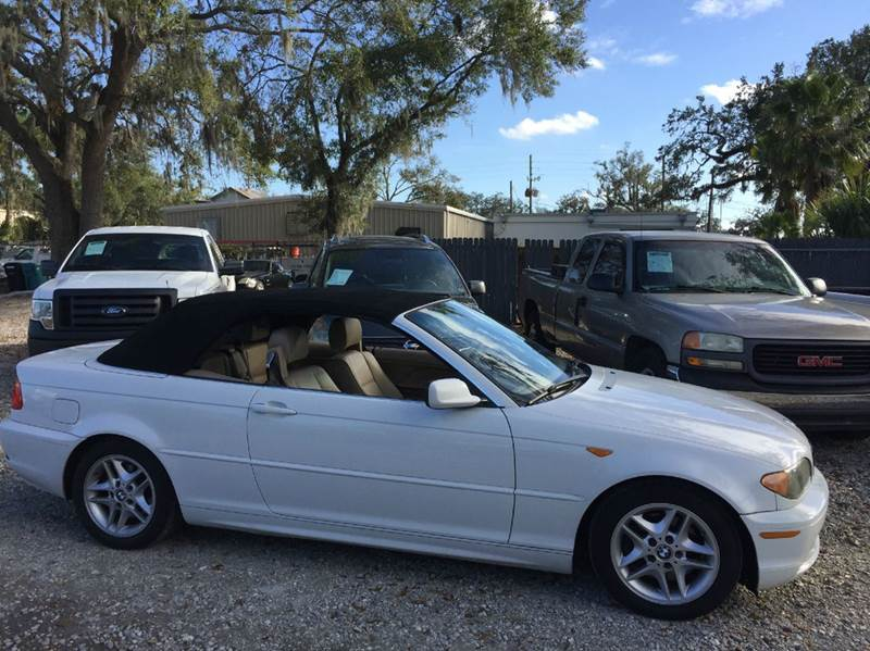 Bmw Series Ci Dr Convertible In Orlando FL Select - Bmw 2004 convertible