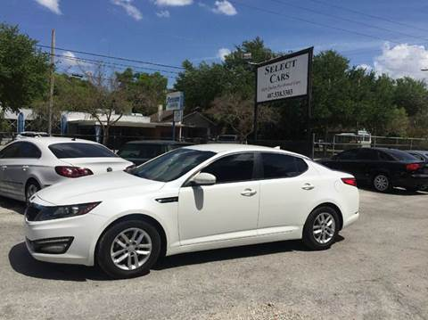 2011 kia optima for sale in florida
