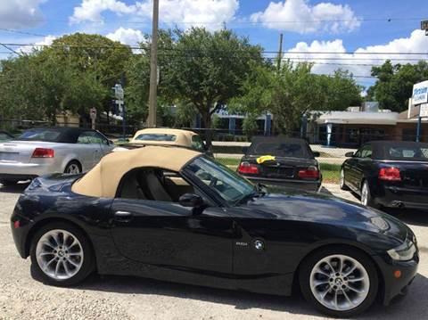 2005 BMW Z4 for sale in Orlando, FL
