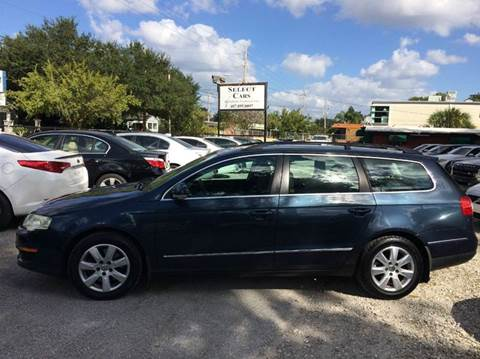 2007 Volkswagen Passat for sale in Orlando, FL
