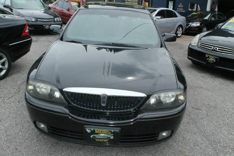2004 lincoln ls luxury 4dr sedan v6 in baltimore md for Exclusive motor cars baltimore md 21215