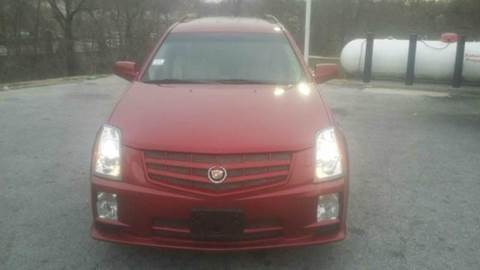 2008 Cadillac SRX for sale in Baltimore, MD