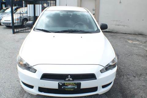 2008 Mitsubishi Lancer for sale in Baltimore, MD