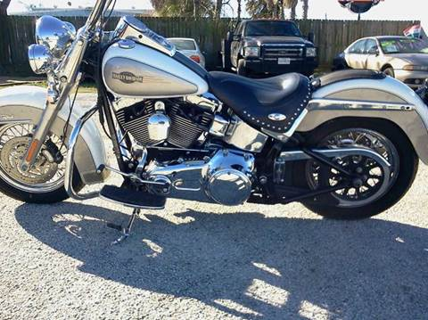 2008 Harley-Davidson Heritage Classic softail for sale in Stafford, TX