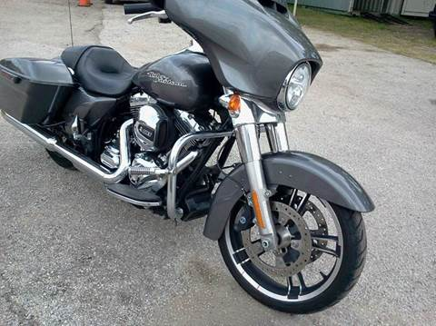 2014 Harley-Davidson Street Glide for sale in Stafford, TX