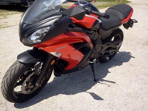 2014 Kawasaki Ninja 650R for sale in Stafford, TX