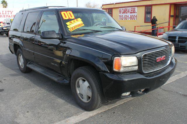 2000 GMC Yukon
