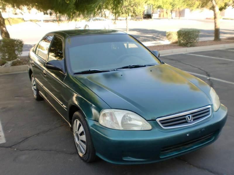 Used Cars in Las Vegas 2000 Honda Civic