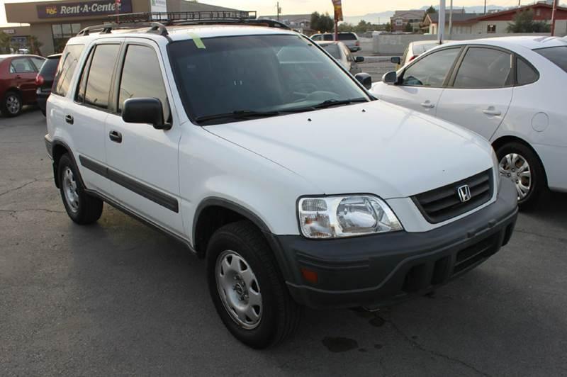 Used Cars in Las Vegas 1999 Honda CR-V