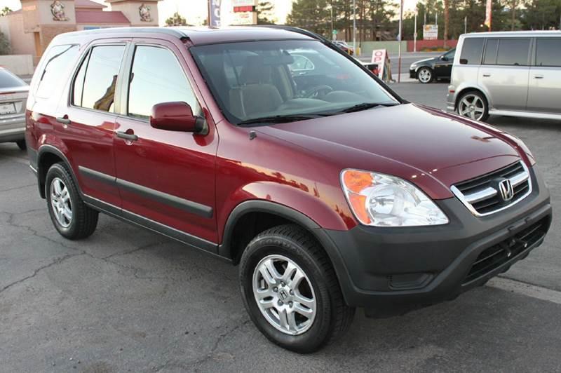 Used Cars in Las Vegas 2004 Honda CR-V