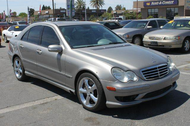 Used Cars in Las Vegas 2006 Mercedes Benz C-Class
