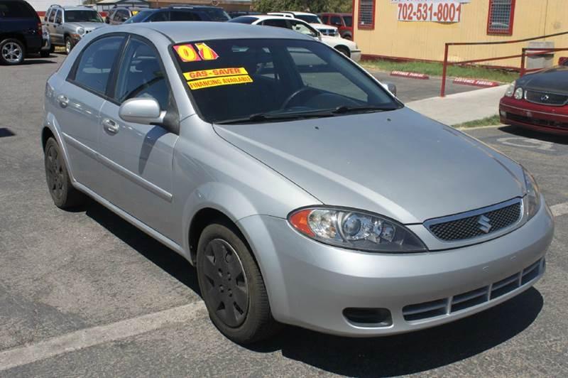 Used Cars in Las Vegas 2007 Suzuki Reno