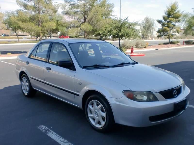 Used Cars in Las Vegas 2002 Mazda Protege