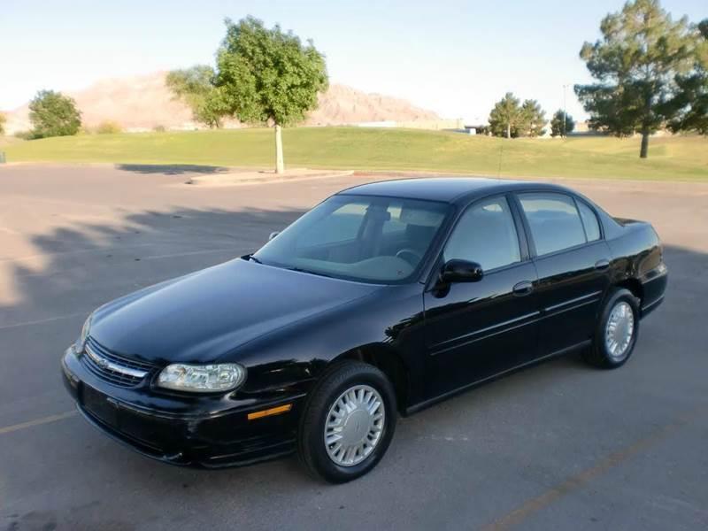 Used Cars in Las Vegas 2003 Chevrolet Malibu