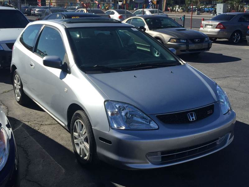 Used Cars in Las Vegas 2002 Honda Civic