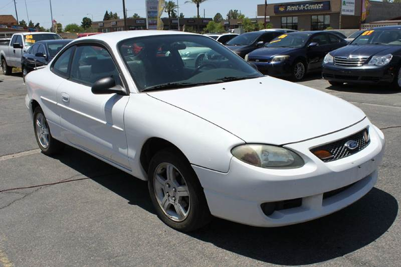 Used Cars in Las Vegas 2003 Ford Escort