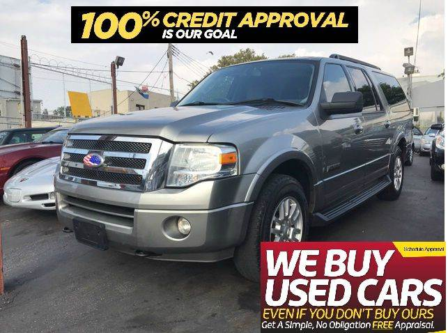 2008 Ford Expedition EL XLT ANY CREDIT CORE APPROVED! - Ridgewood NY & 2008 Ford Expedition El XLT ANY CREDIT CORE APPROVED! In Ridgewood ... markmcfarlin.com