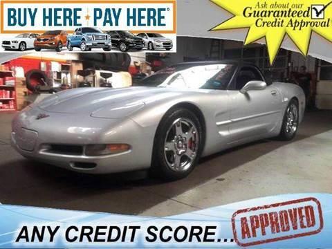 1998 Chevrolet Corvette for sale in Ridgewood, NY