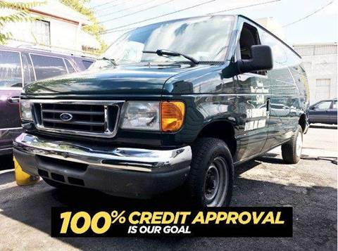 2007 Ford E-Series Cargo for sale in Ridgewood, NY