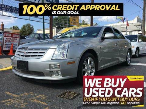 2007 Cadillac STS for sale in Ridgewood, NY