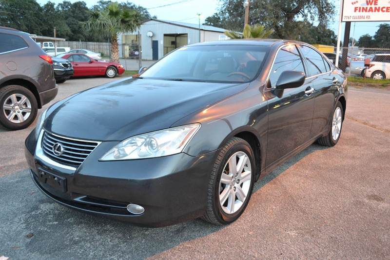 used lexus es 350 for sale san antonio tx cargurus. Black Bedroom Furniture Sets. Home Design Ideas