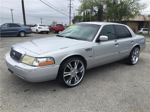 2003 Mercury Grand Marquis for sale in San Antonio, TX