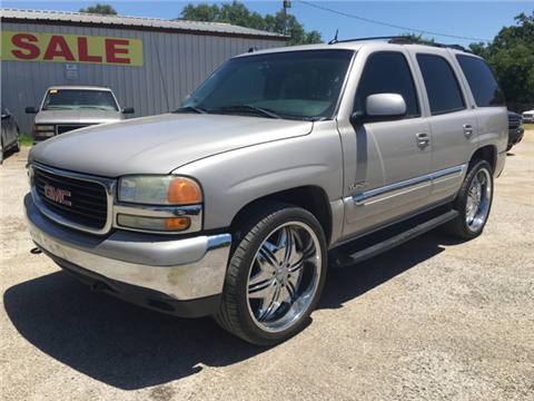 2004 GMC Yukon for sale in San Antonio, TX