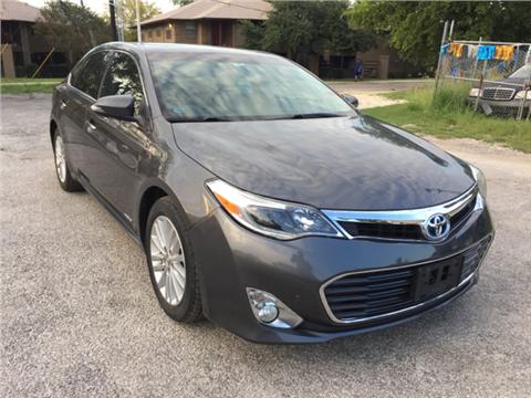 2013 Toyota Avalon Hybrid for sale in San Antonio, TX