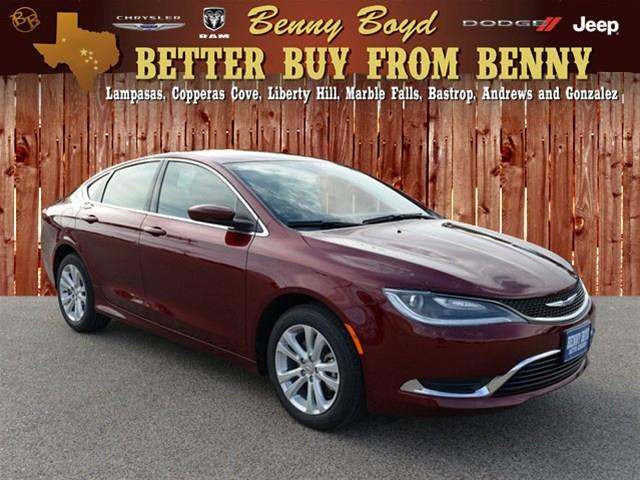 2015 Chrysler 200 for sale in Lampasas TX