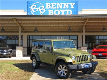 Benny Boyd Marble Falls Used Cars Marble Falls Tx Dealer
