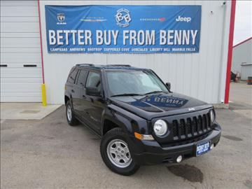 2011 Jeep Patriot for sale in Marble Falls, TX