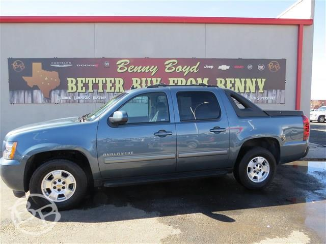 2011 chevrolet avalanche for Steve keetch motors inventory