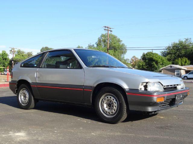 SOLD! & 1987 Honda Crx CRX Civic HF 2-Door Hatchback In El Cajon CA - 1 ... Pezcame.Com