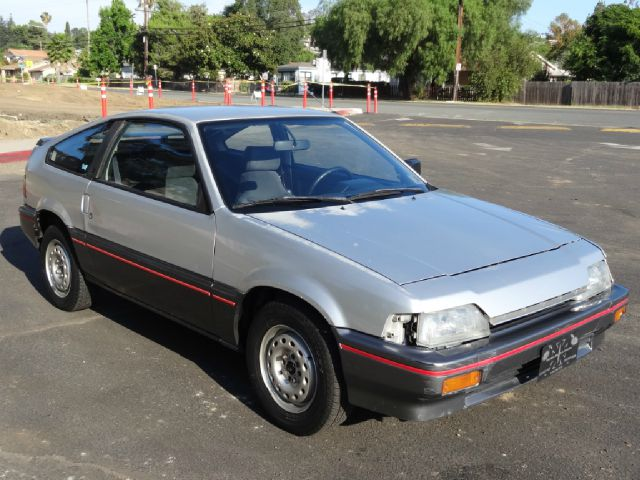 1987 honda crx crx civic hf 2 door hatchback in el cajon. Black Bedroom Furniture Sets. Home Design Ideas