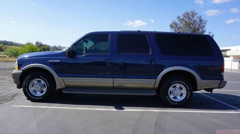 2003 Ford Excursion  - El Cajon CA
