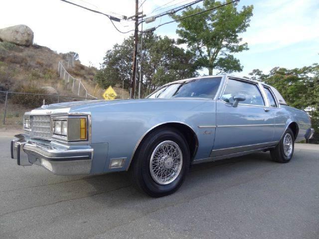 1985 Oldsmobile Delta Eighty-Eight Royale